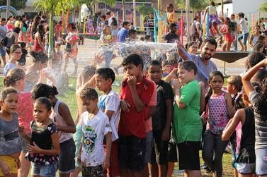 Festa das Crianças é realizada neste domingo (13) em Lucas do Rio Verde