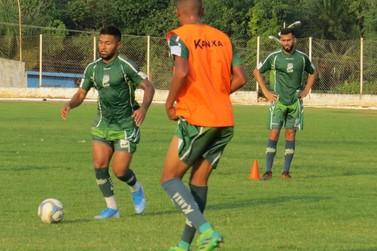 Luverdense se prepara para vai ou racha contra Mixto pela Copa FMF amanhã (12)