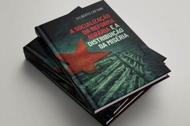 Parceleiro do INCRA lança livro denunciando assédio ideológico nos assentamentos