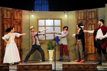 Prefeitura envia projeto que cria Cia. de Teatro à Câmara de Lucas do Rio Verde