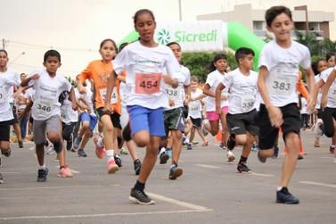 Primeira Corrida da Cooperação Kids é realizada em Lucas do Rio Verde