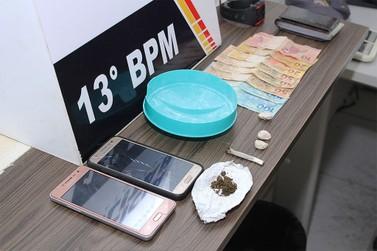 Polícia prende quatro suspeitos após flagrante em Lucas do Rio Verde