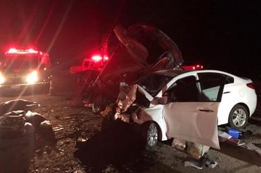 Alta velocidade pode ter sido a causa do acidente ocorrido entre Lucas e Mutum