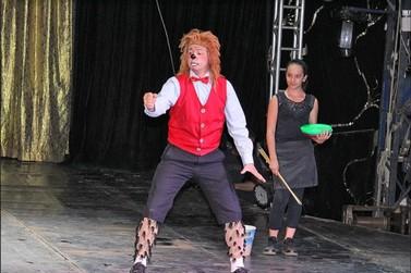 Circo Kroner faz seu último espetáculo em Lucas do Rio Verde neste domingo (01)