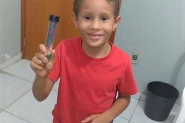 Menino desaparecido há 15 dias mobiliza o estado de Mato Grosso