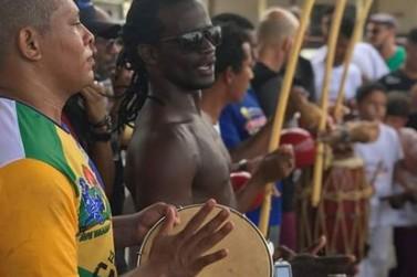 Grupo Alcateia representa Lucas do Rio Verde em Intercâmbio Nacional de Capoeira