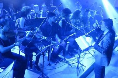 Orquestra Sinfônica de Lucas do Rio Verde emociona público em concerto