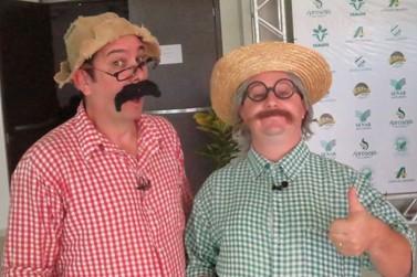 Tchó e Beppi fazem show beneficente em Lucas do Rio Verde nesta terça (19)