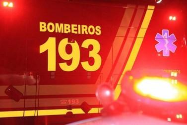 Veículo com placas de Lucas do Rio Verde se envolve em grave acidente