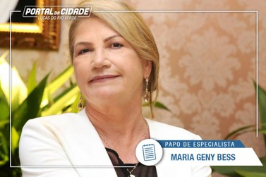 """A boa escola desafia o aluno a se superar constantemente"", diz Maria Geny"