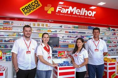 FarMelhor: a melhor rede de farmácias, agora em Lucas do Rio Verde