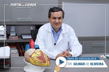 Médico Cardiologista elucida sinais e sintomas do infarto agudo do miocárdio