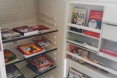 Lucas: projeto 'Leve, Leia e Devolva' precisa de doações e devoluções de livros