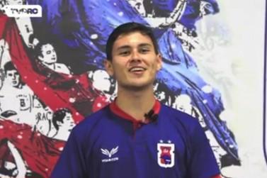 Jogador de Lucas do Rio Verde é anunciado como reforço do Paraná Clube