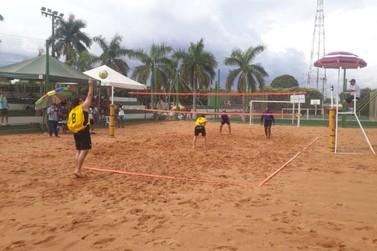 Lucas do Rio Verde começa calendário esportivo 2020 com esportes de praia