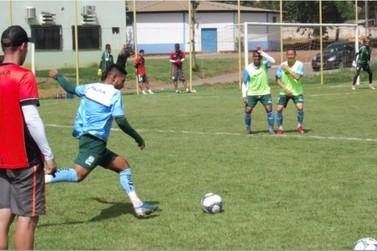 Luverdense faz seu último treino antes do amistoso contra o Guaporé