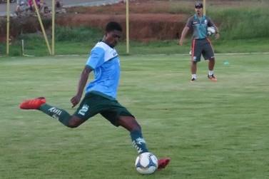 Luverdense: Médicos confirmam luxação e Abu está fora dos próximos jogos