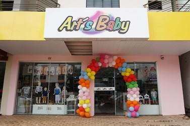 Neste mês de janeiro, a Arts Baby estará com descontos que chegam à 70%