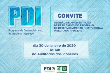Planejamento Estratégico Municipal de 2019 será apresentado nesta quinta (30)