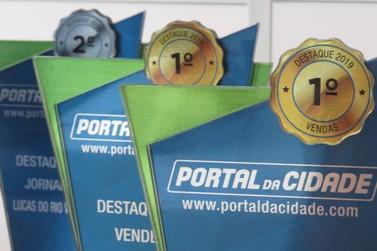 Portal da Cidade de Lucas do Rio Verde é destaque em convenção nacional