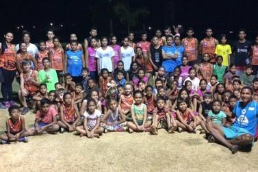 Projeto que atende 120 crianças é prejudicado por falta de estrutura