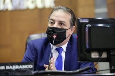 Deputado luverdense propaga fake news durante sessão da Assembleia Legislativa