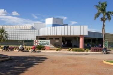 Idosa morre com suspeita de Covid-19 no Hospital São Lucas