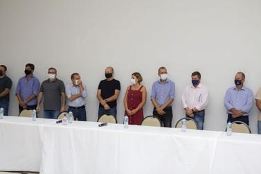 Com críticas à gestão municipal, pré-candidatura de Miguel Vaz é lançada