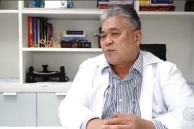 Médico pioneiro de Lucas do Rio Verde morre de Covid-19