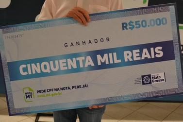 Nota MT sorteia R$ 250 mil em prêmios na segunda-feira (21)