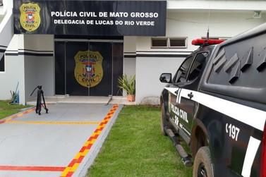 Polícia Civil prende 6 por desvio milionário de milho de armazém em Lucas