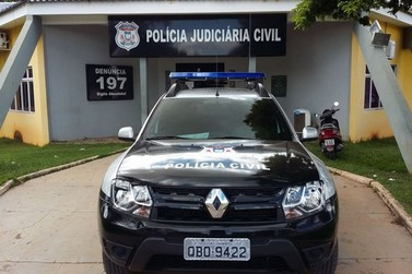 Polícia prende acusado de participação em duplo homicídio ocorrido em Lucas