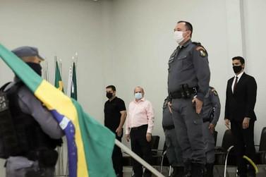 Secchi substitui Mota no comando do 13º Batalhão da Polícia Militar