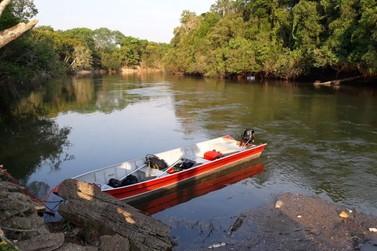 Corpo de jovem que se afogou no Rio Verde é resgatado pelo Corpo de Bombeiros