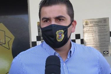 Ao deixar Lucas do Rio Verde, Nery fala sobre avanços na segurança pública