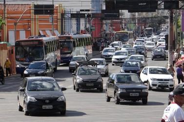 Licenciamento de veículos com placas final 6 e 7 vence dia 30 de novembro