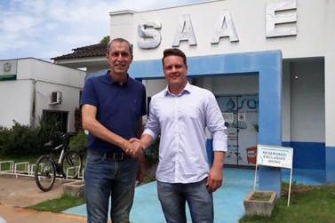 Engenheiro Civil Fossatti é anunciado como diretor do SAAE a partir de janeiro