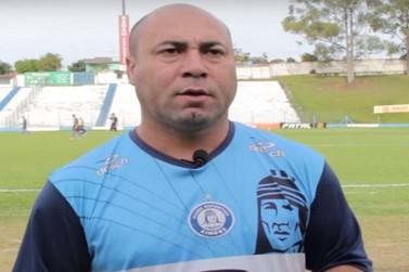 Ex-atacante do Grêmio será técnico do Sorriso no Mato-grossense