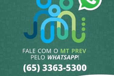 Aposentados e pensionistas recebem atendimento via WhatsApp para sanar dúvidas