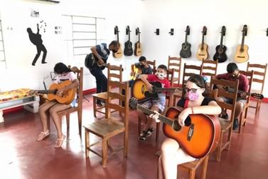 Atividades das Oficinas Culturais são retomadas em Lucas do Rio Verde