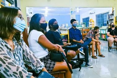 Clube do Livro de Lucas do Rio Verde retoma encontros literários