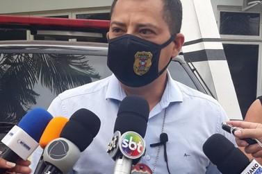 Em coletiva, Delegado fala sobre empresa de viagens investigada no município