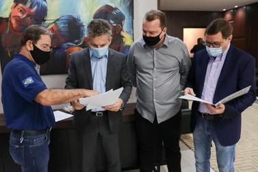 Governador e presidente do Detran prorrogam prazo para licenciamento de veículos