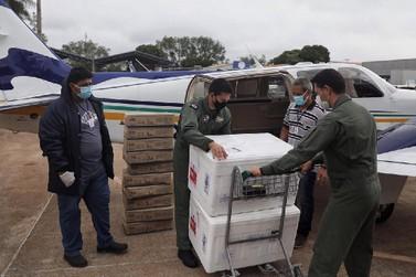 Mato Grosso inicia distribuição da segunda dose da vacina na segunda-feira (08)