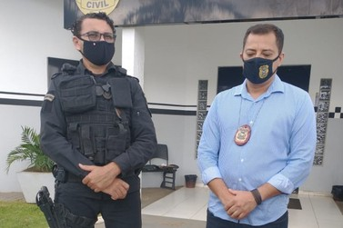 Mulheres são presas tentando entrar com drogas no CDP de Lucas do Rio Verde