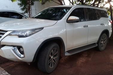 Trio que roubou veículo em Sorriso é preso pela PM de Lucas do Rio Verde