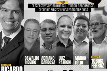 Acrimat discute perspectivas do agronegócio e pecuária no Brasil e no mundo
