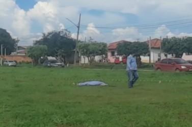 Empresário e ex-cadidato a vereador é morto a tiros no bairro Téssele Júnior