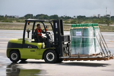 Ministério da Saúde envia 340 cilindros de oxigênio para Mato Grosso