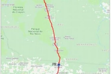 BR-163: trecho entre Sinop (MT) e Miritituba (PA) será leiloado em julho
